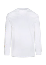 PLEASURES: FREAK LONG SS TEE [WHITE]