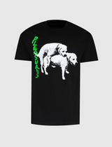 PLEASURES: HUMP TEE [BLACK]