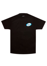PLEASURES: RAW POWER SS TEE [BLACK]