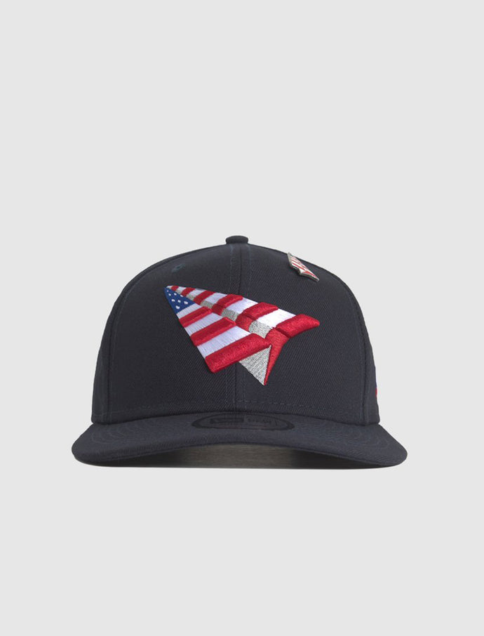 ROC NATION: AMERICAN DREAM SNAPBACK [NAVY]