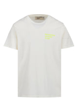 PASADENA LEISURE CLUB: LOGO TEE [WHITE]
