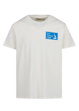 PASADENA LEISURE CLUB: LOS LEISURE TEE [WHITE]