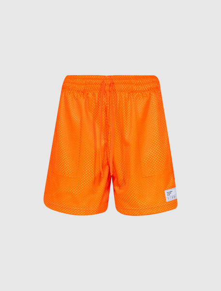 PASADENA LEISURE CLUB: SPORT SHORT [ORANGE]