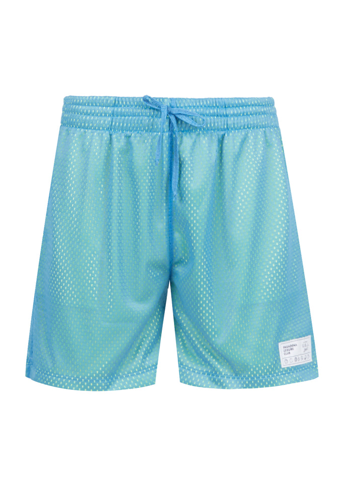 PASADENA LEISURE CLUB: SPORT SHORTS [TURQUOISE]