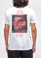 PAPER PLANES: DO MORE TEE [WHITE] - apb-store