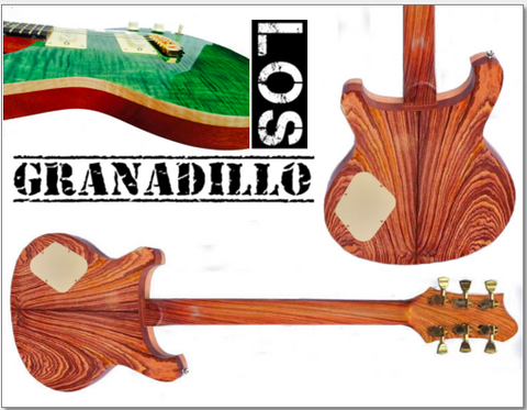 (4) Elite Series (Granadillo)
