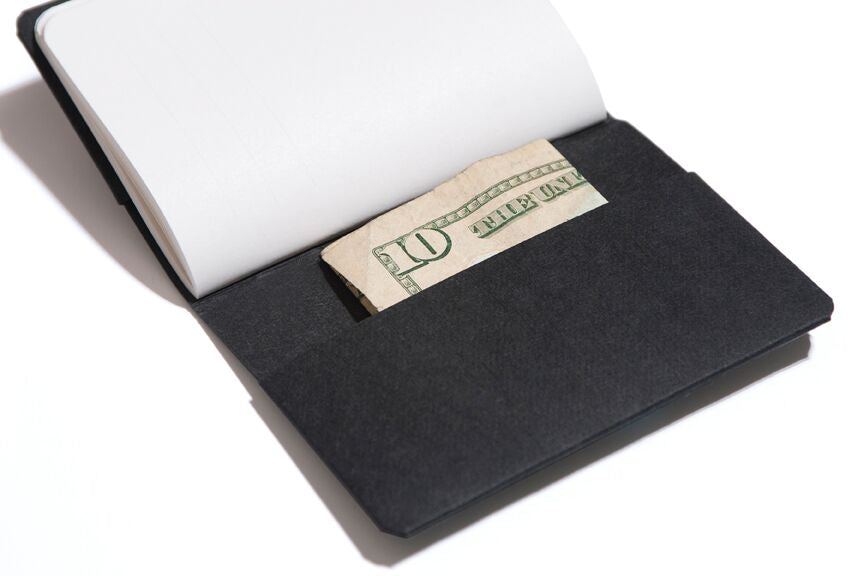 The Joey - The Mini Wallet Notebook