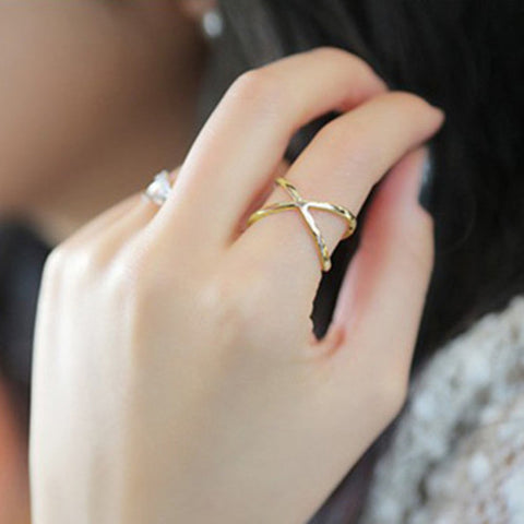 Gold Medi Ring