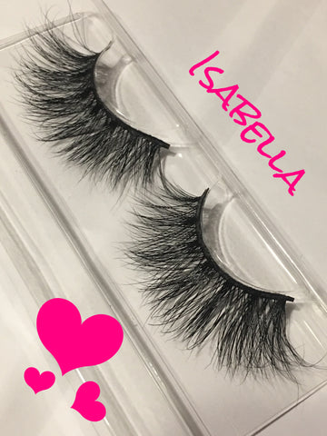 The Isabella Lash