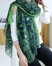 Chiffon Voile Scarf