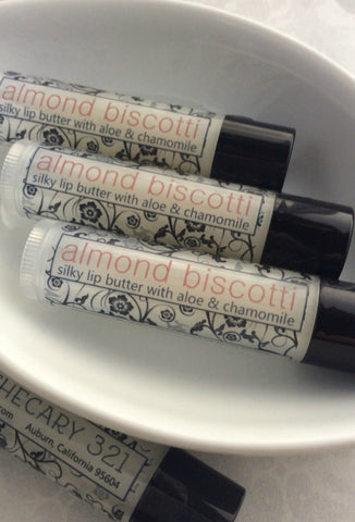 Almond Biscotti Silky Lip Butter