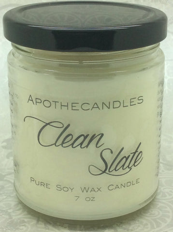 Clean Slate Pure Soy Wax Candle