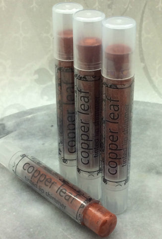 Copper Leaf Tinted Lip Shimmer