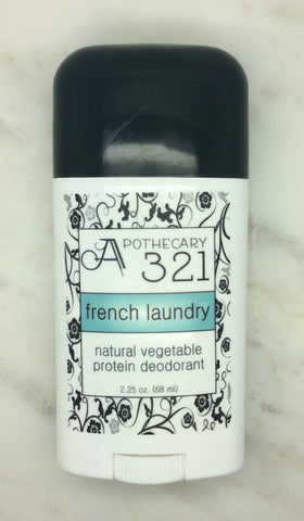 French Laundry Natural Vegan Deodorant