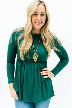 The Matti Top: Green