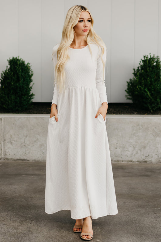 The Sydney Temple Dress