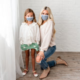 Reusable Protective Face Masks: Poppy