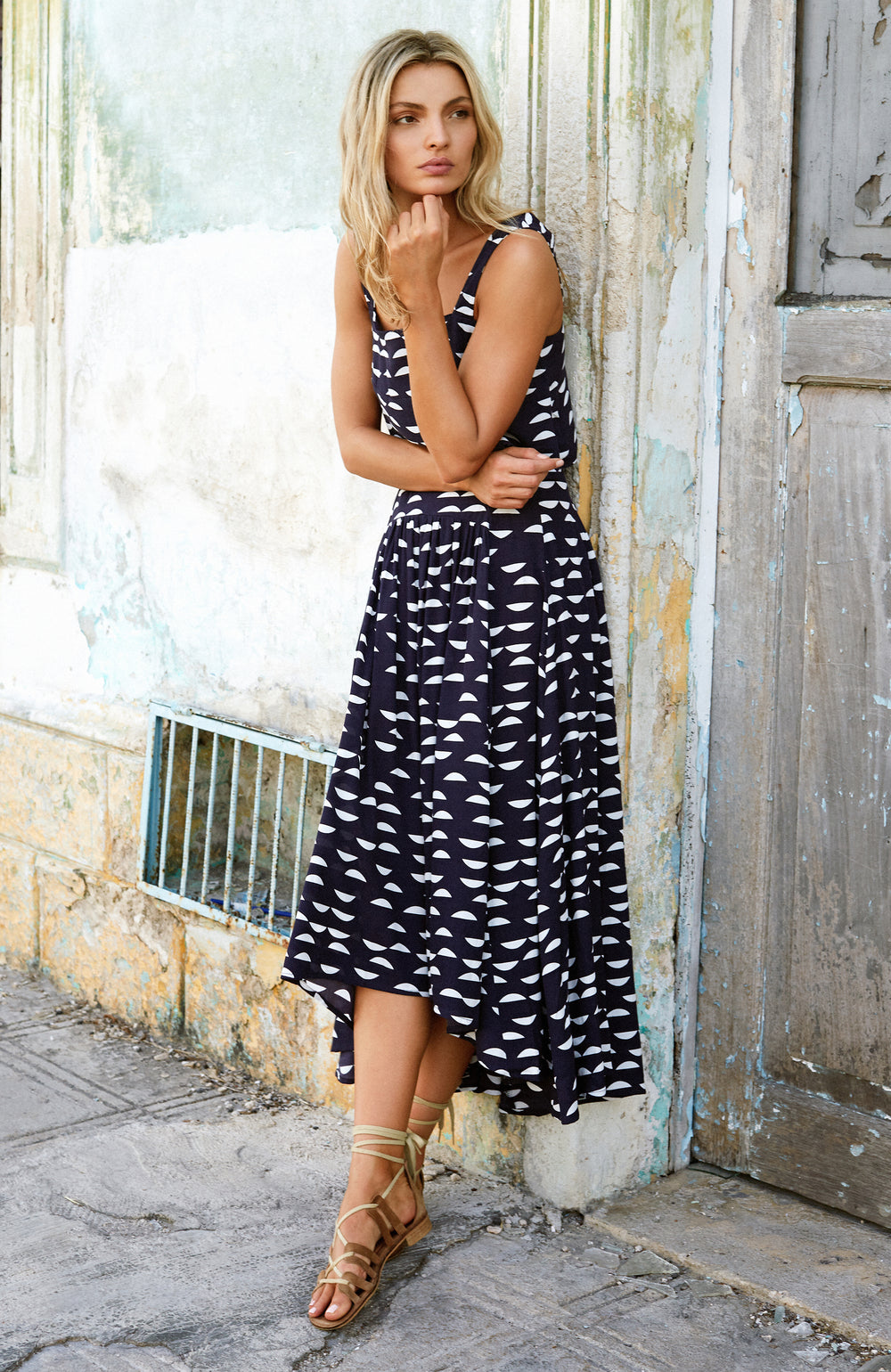 Eva Skirt In Palm Beach