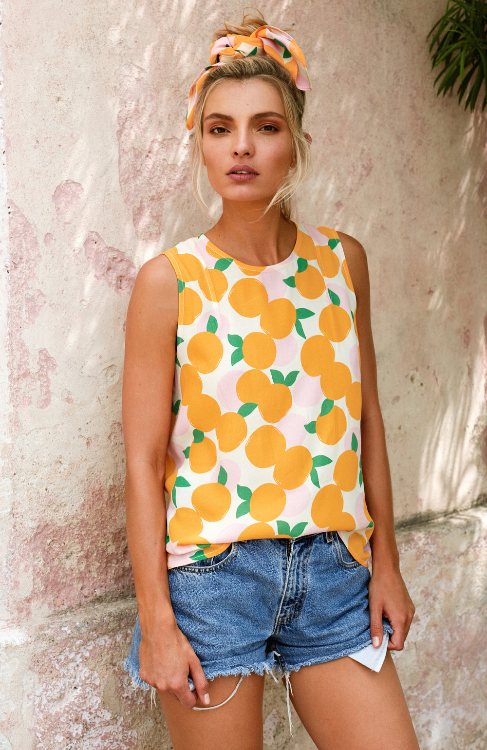 Lottie Top In Mandarin