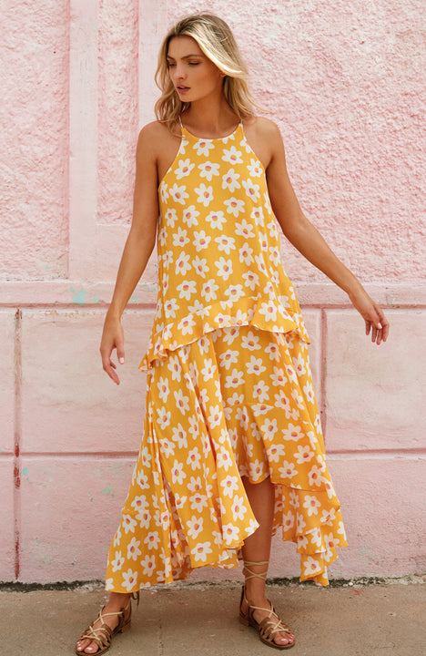 Molly Dress In Daisy
