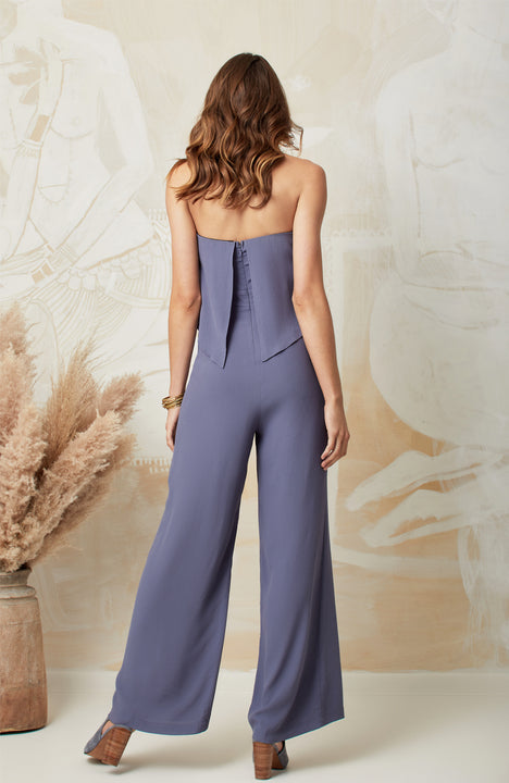 CHARCOAL ARLO JUMPSUIT