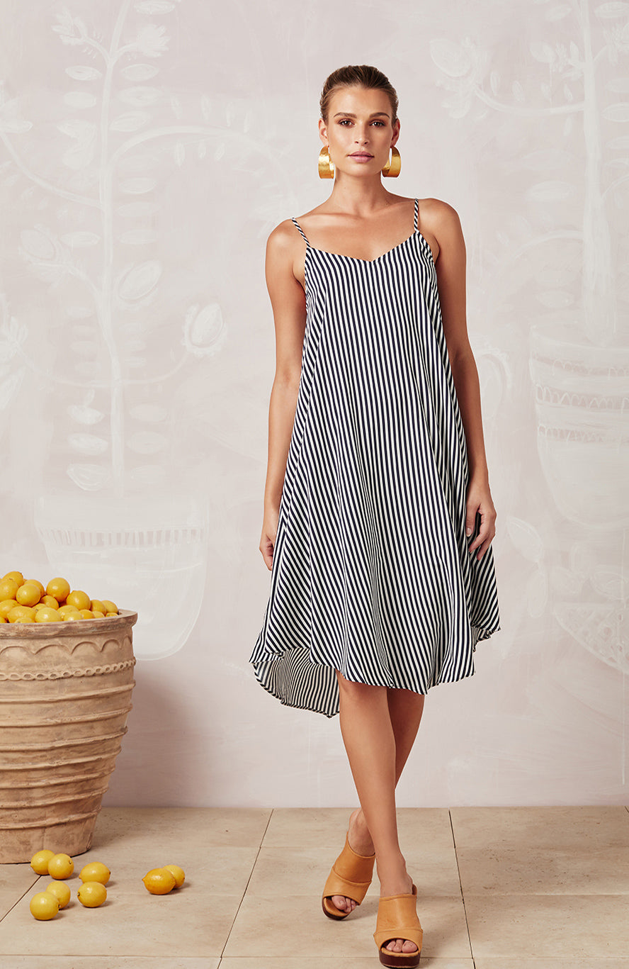SICILY BEACH DRESS - DRESSES - Mister Zimi