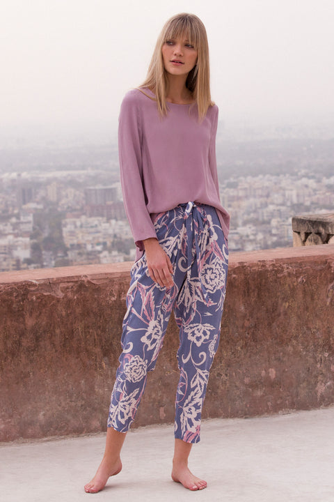 Isla Pants In Orchid