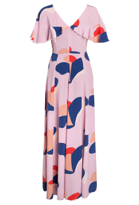 DESERT LILY CELINE DRESS