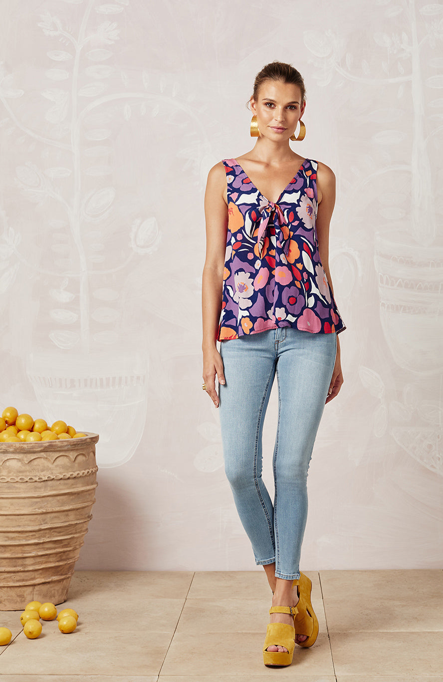 PASSIONFLOWER FREDDIE TOP - TOPS - Mister Zimi