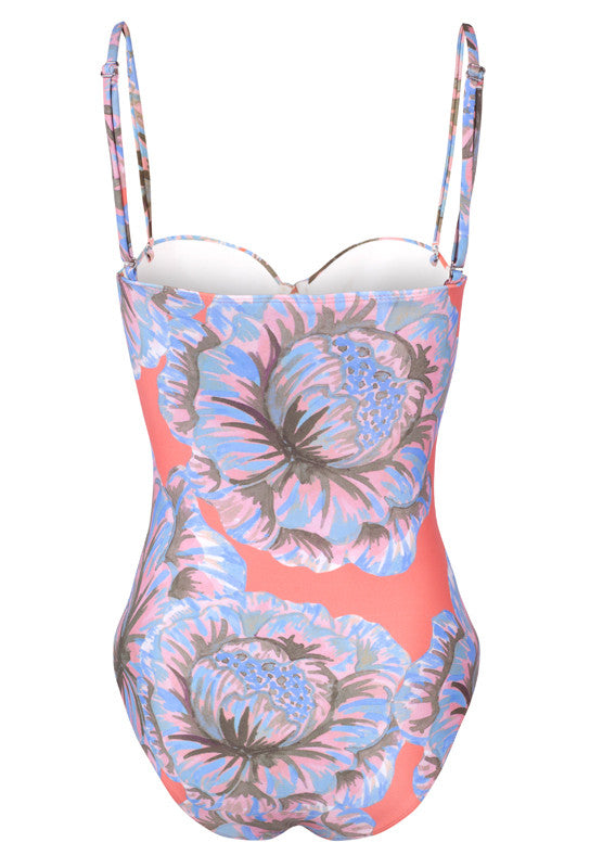DAHLIA HONEY ONE PIECE - NO EXCHANGE