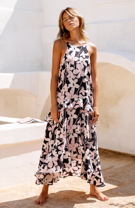 Molly Dress In Corsica