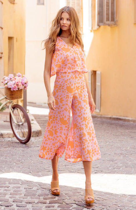 ANTIBES CLOVER JUMPSUIT