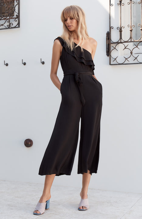 BLACK GLORIA JUMPSUIT