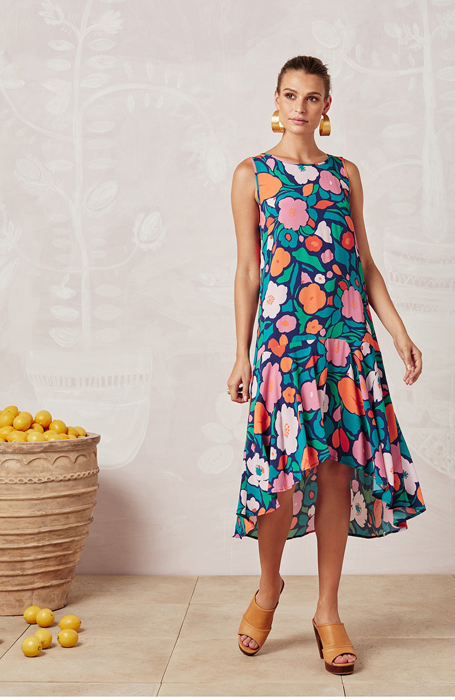 MARIGOLD LILY DRESS - DRESSES - Mister Zimi