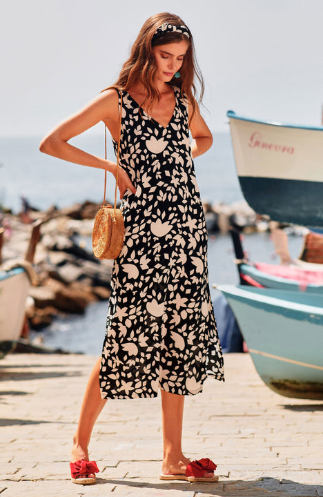 Sienna Dress In Jardin