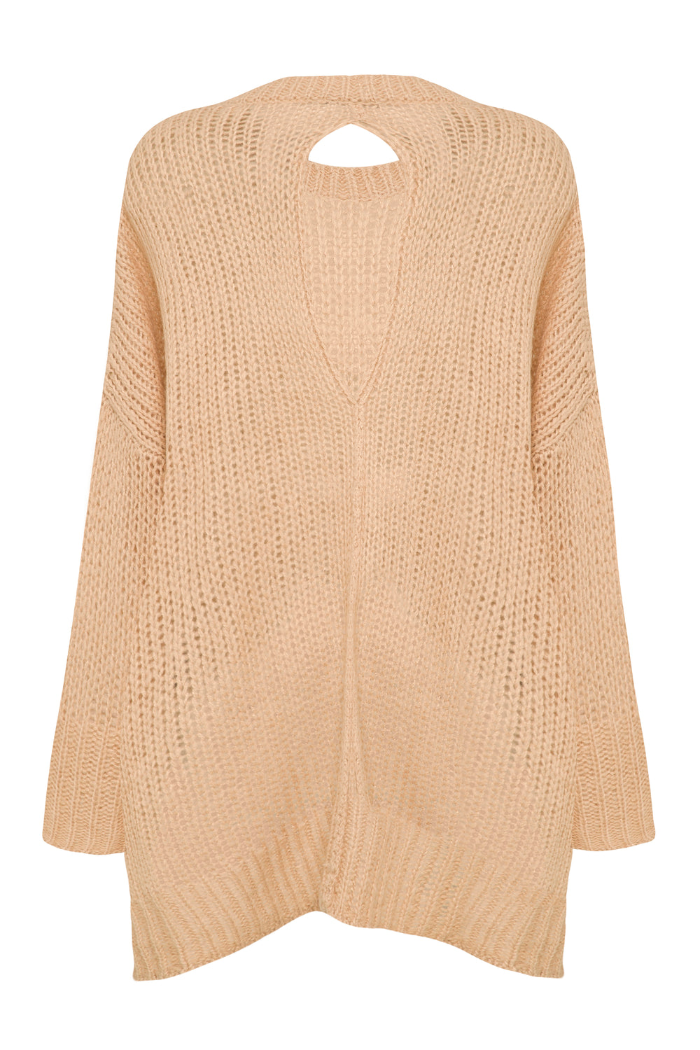 Binny Jumper In Chickpea