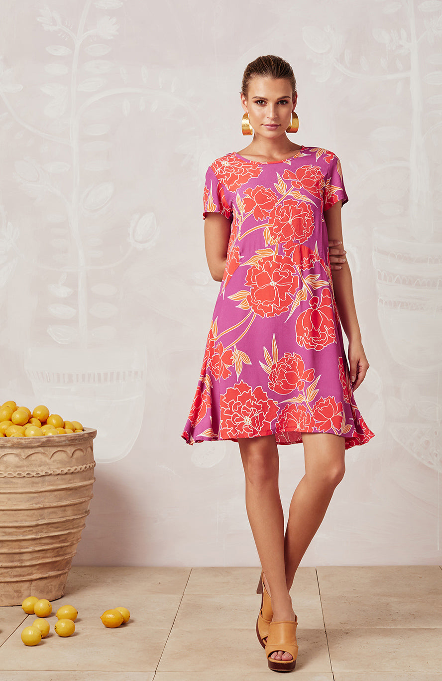 PALMA SADIE DRESS - DRESSES - Mister Zimi