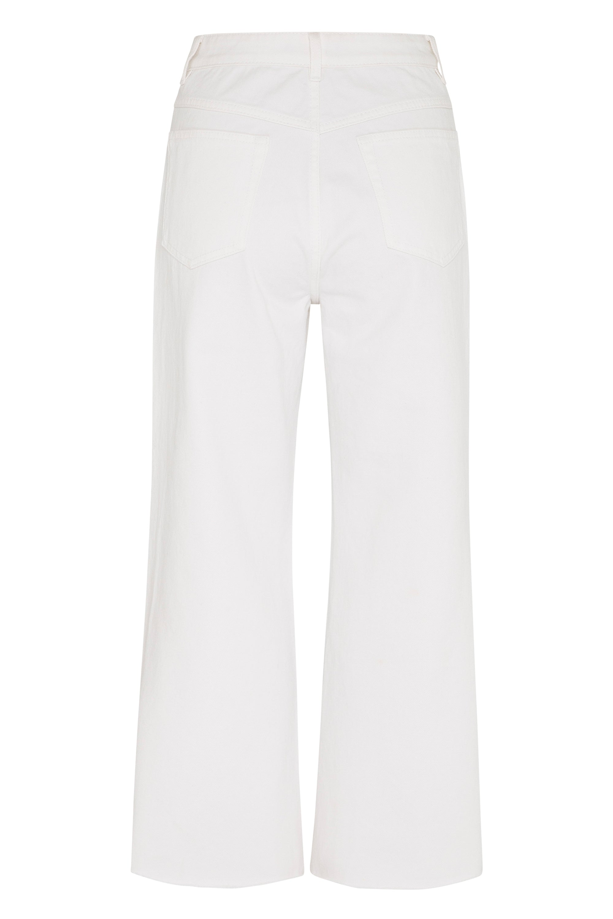 Sailor Jeans In White