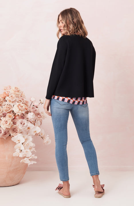BLACK MILLA JUMPER
