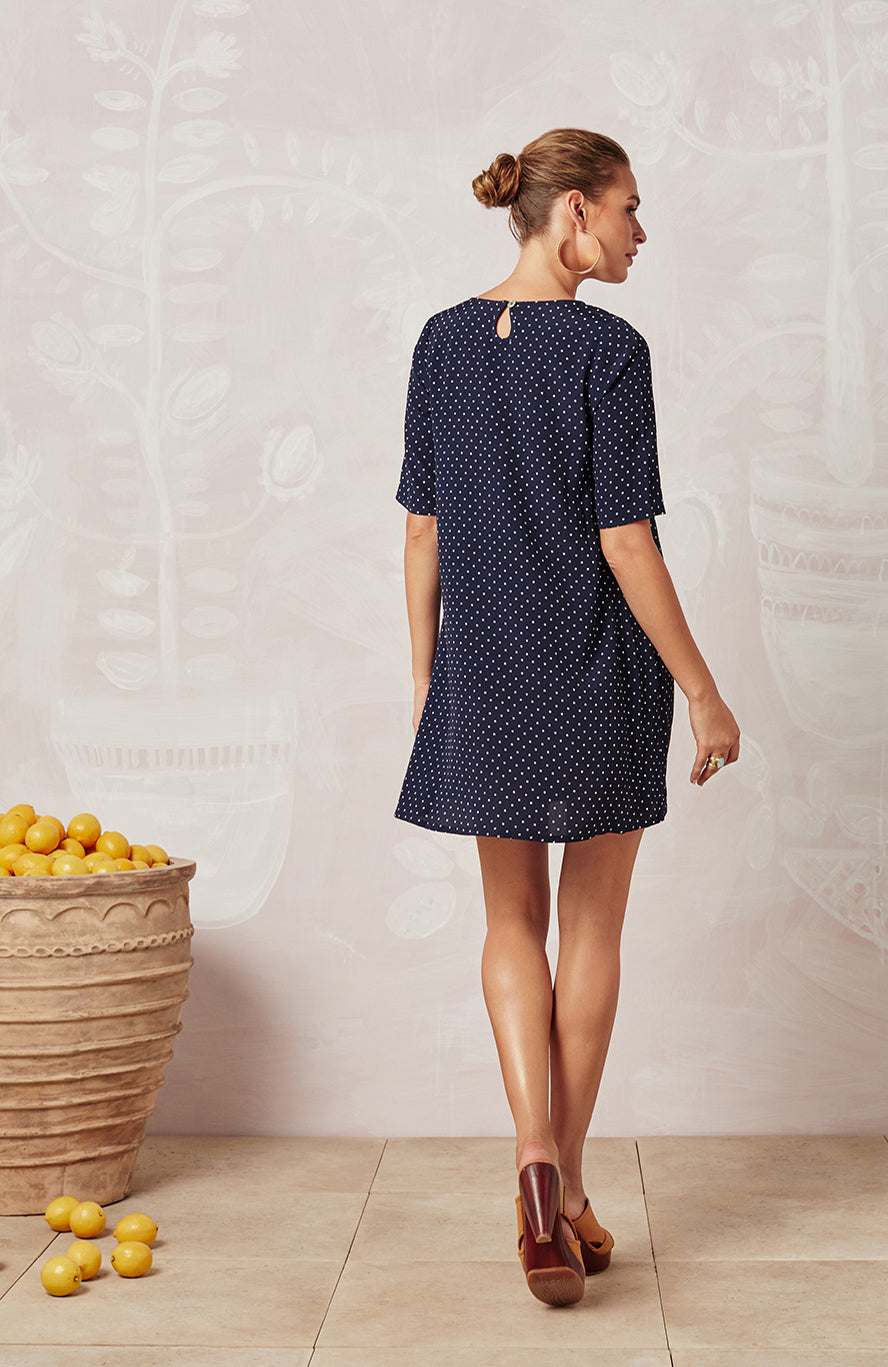 HVAR TINA DRESS - DRESSES - Mister Zimi