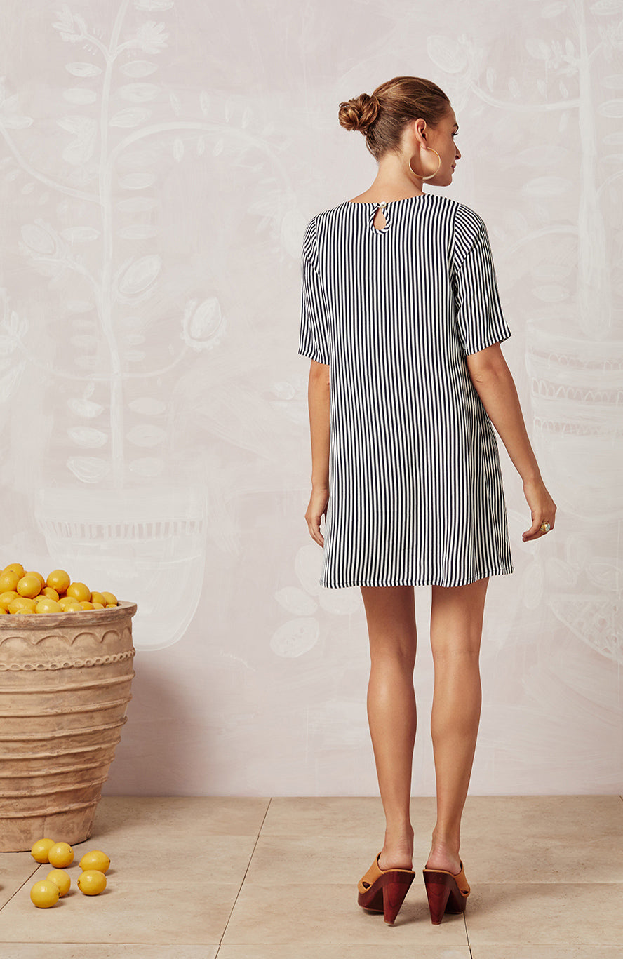 SICILY TINA DRESS - DRESSES - Mister Zimi