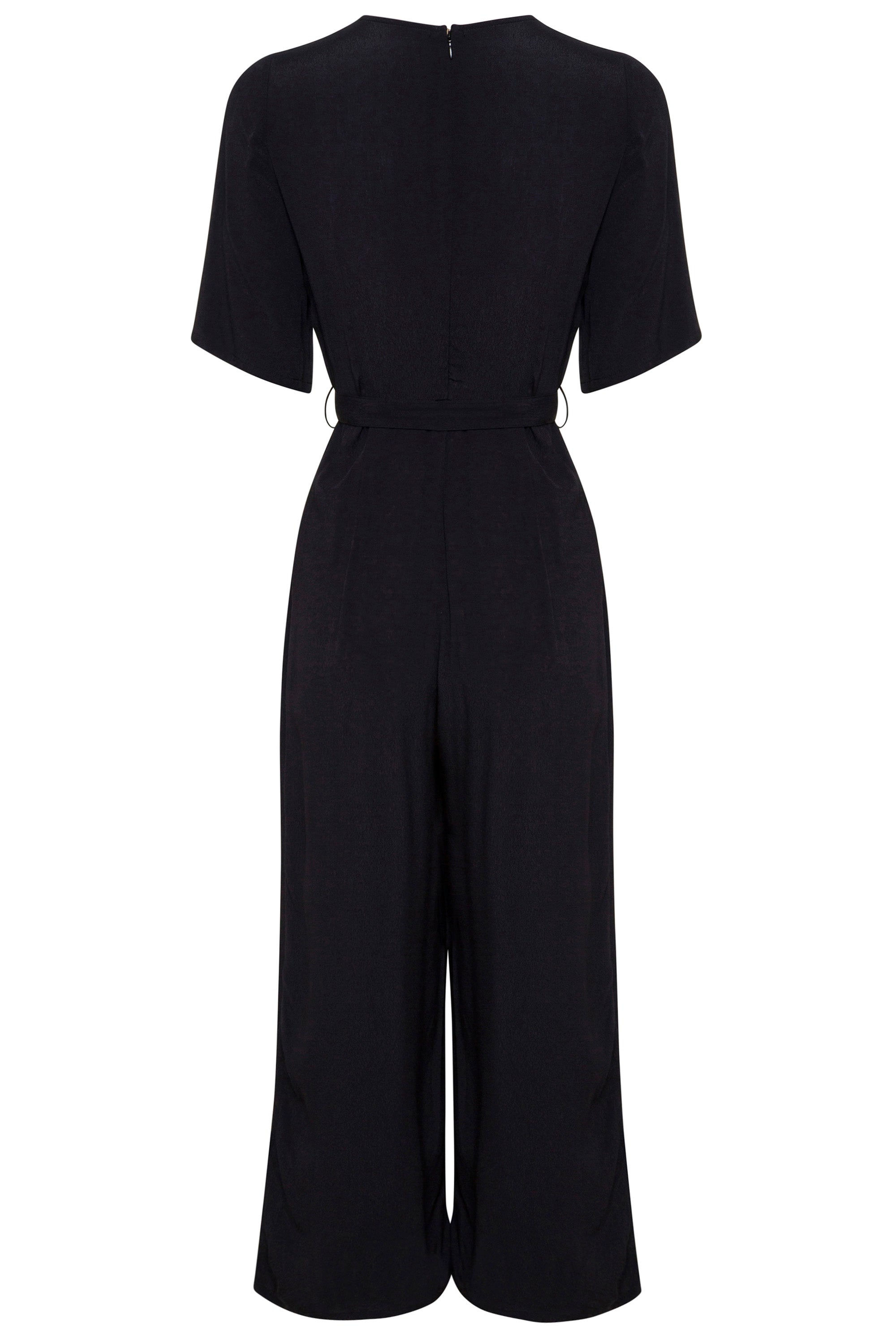 Effie Jumpsuit In Black