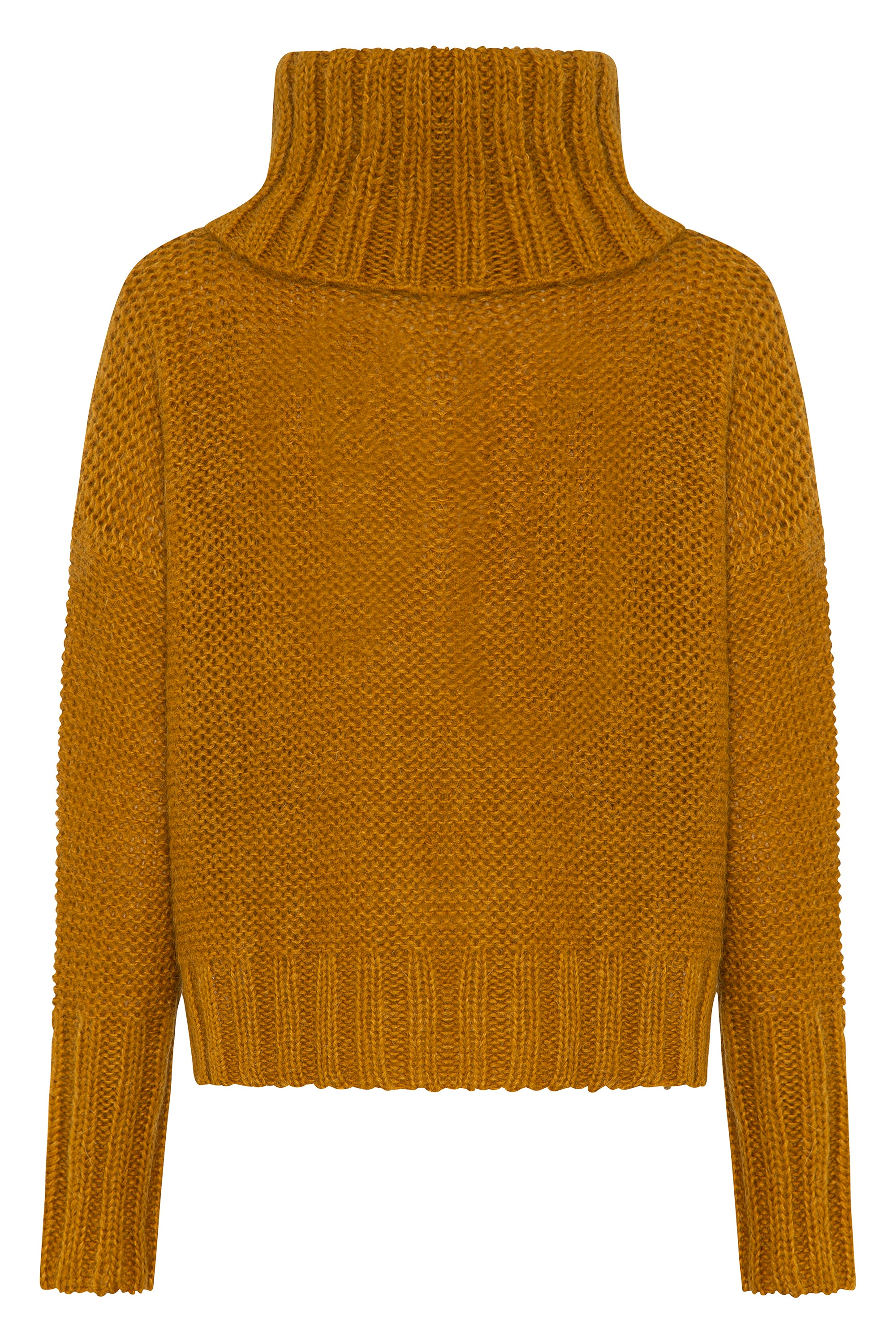 Wilde Jumper In Mustard