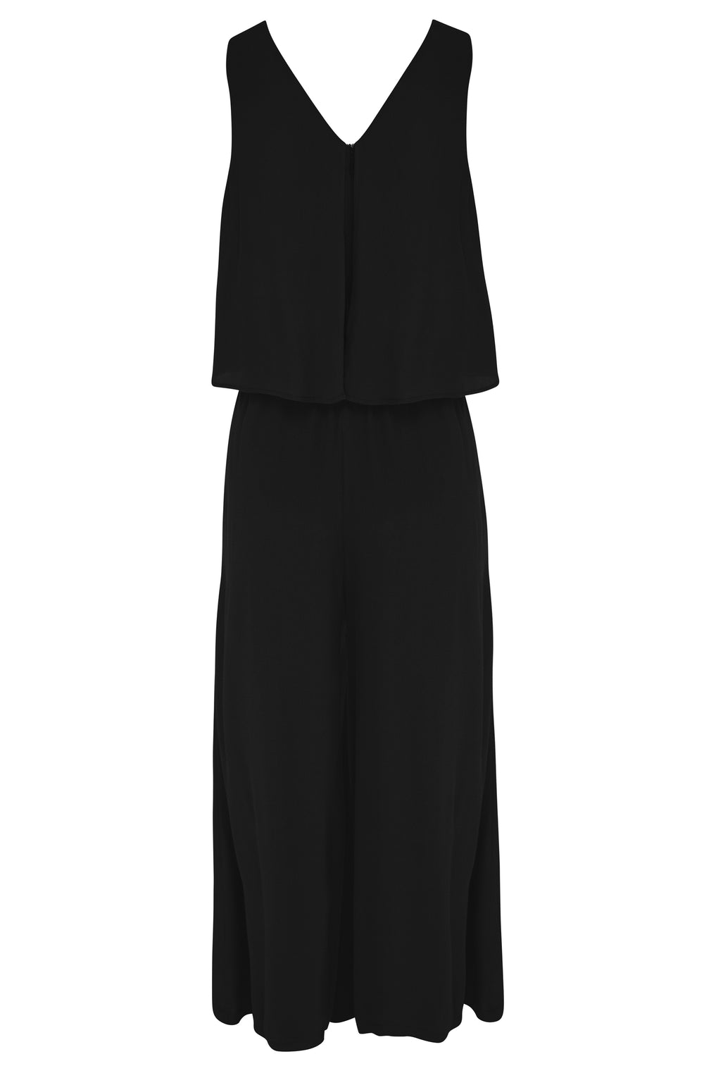 Clover Jumpsuit In Black