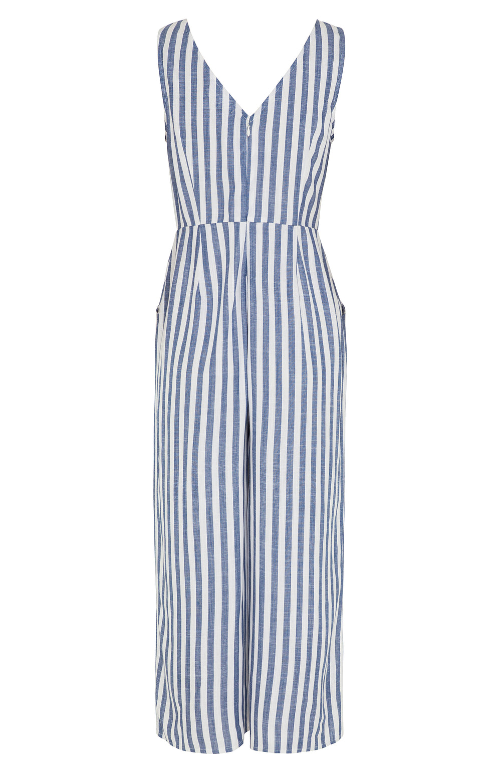 Annie Jumpsuit In Stripe