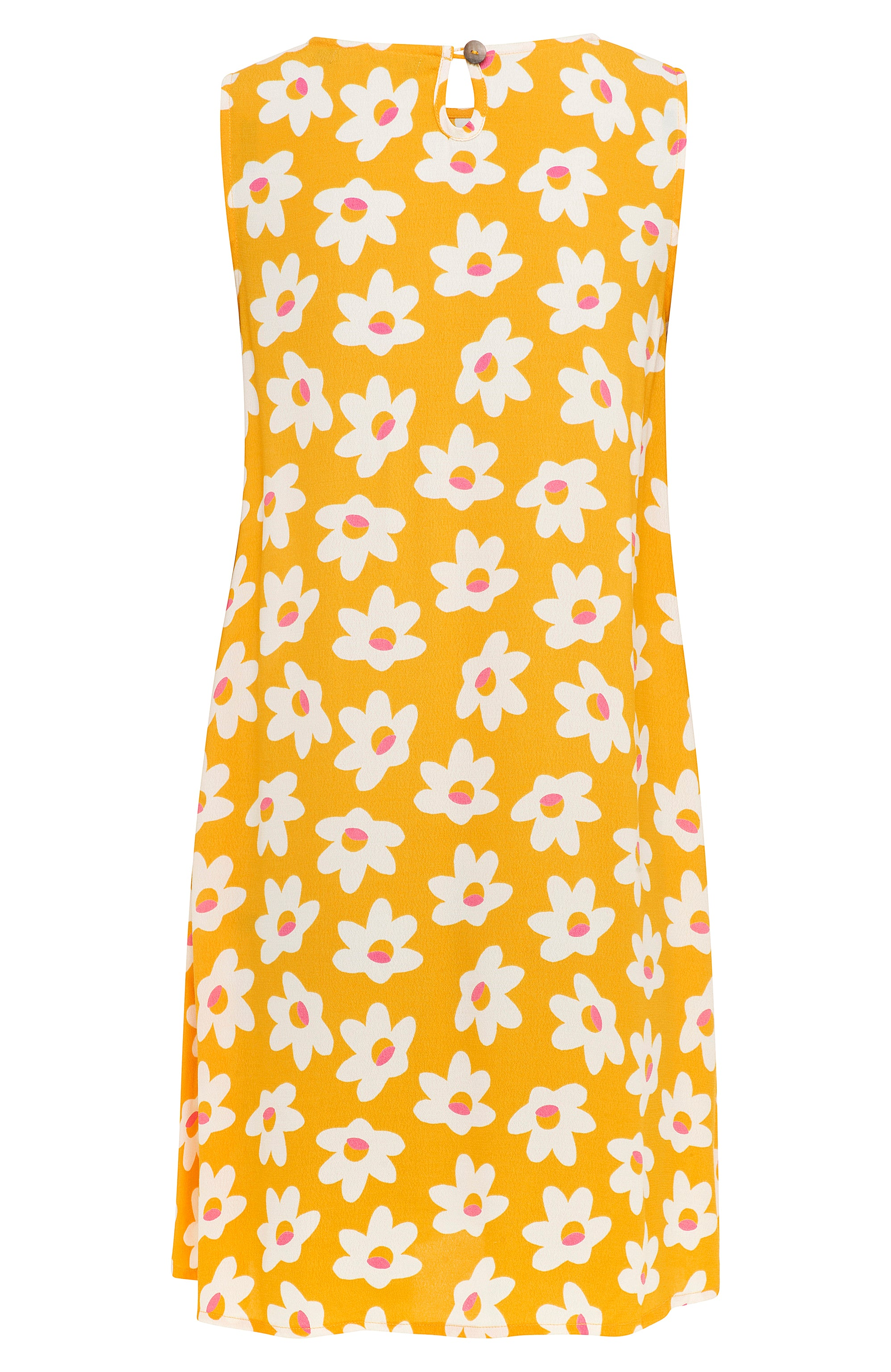 Sleeveless Tina Dress In Daisy