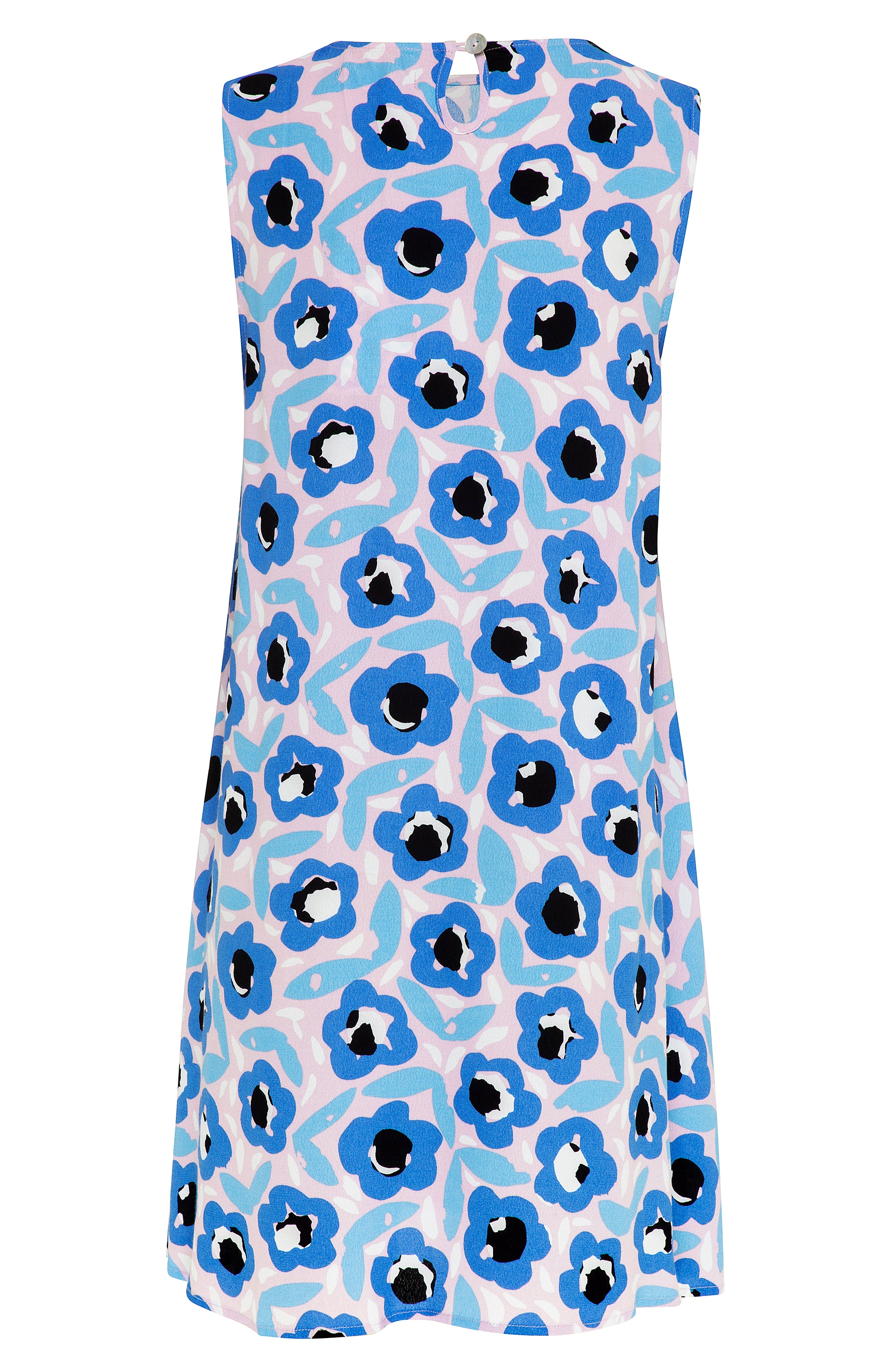 Sleeveless Tina Dress In Summer