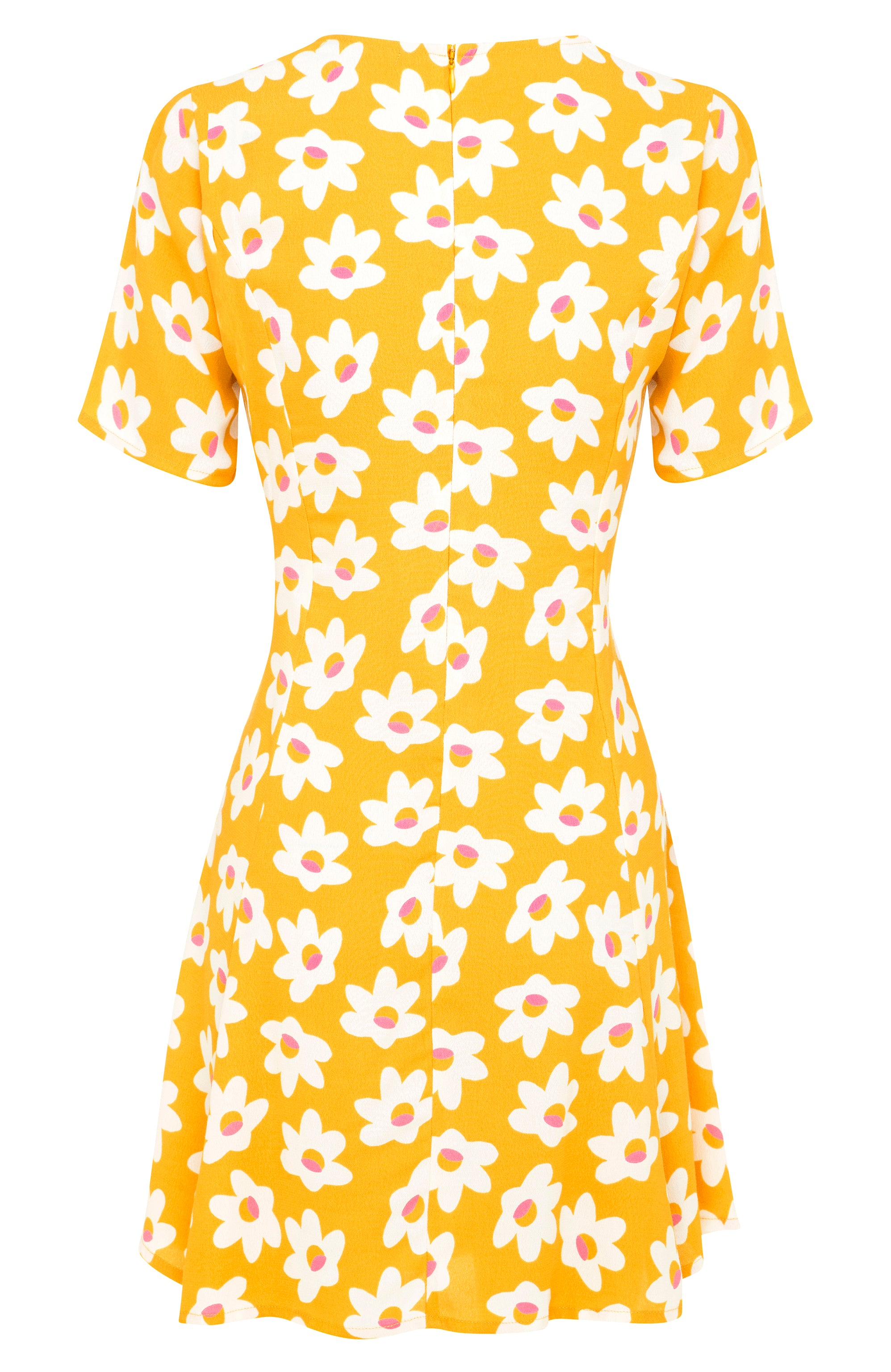 Ava Dress In Daisy