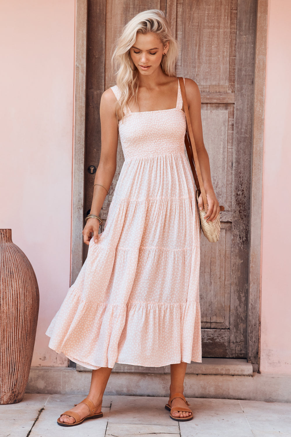 Savannah Dress In Blossom