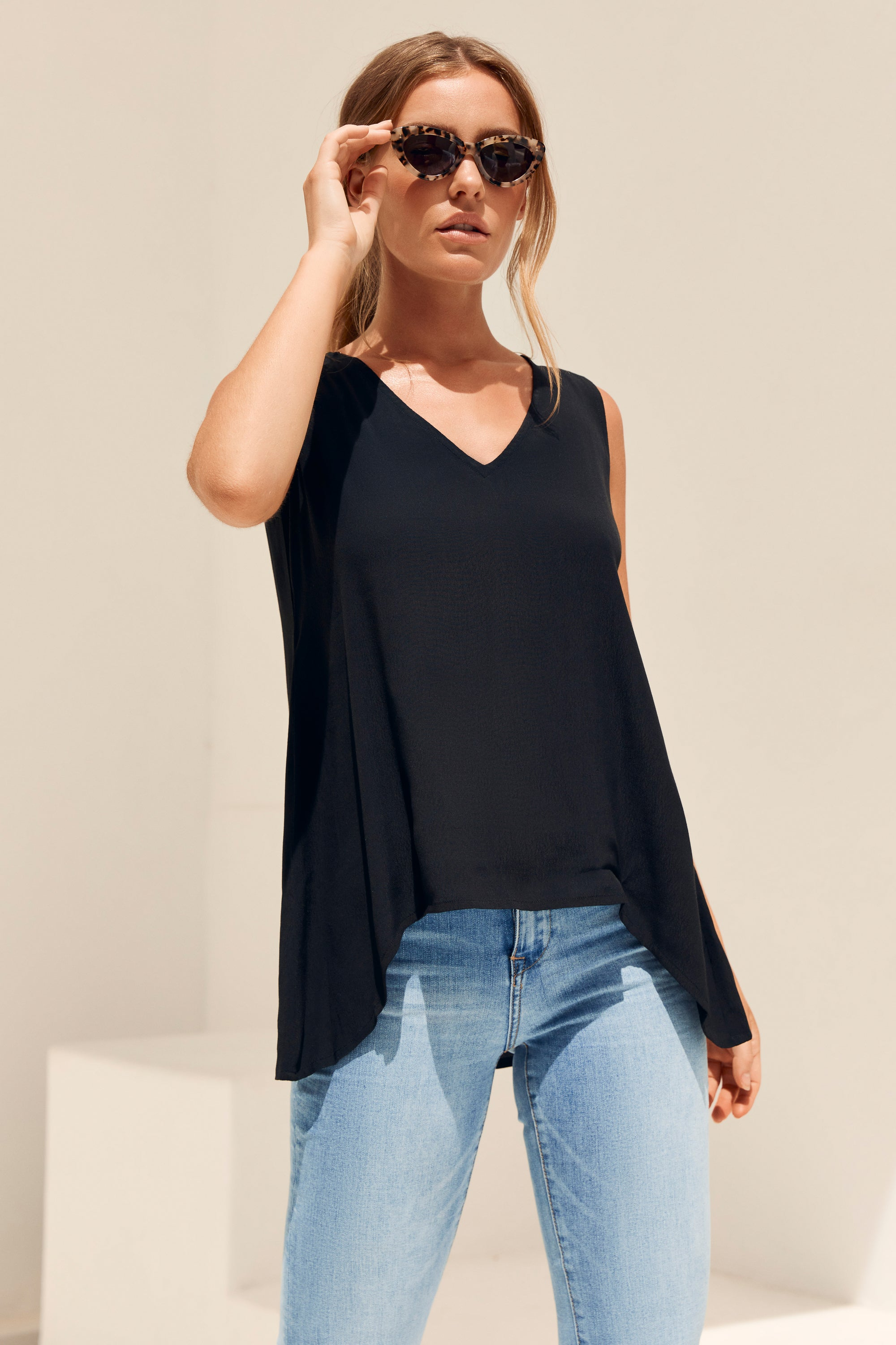 Milly Top In Black